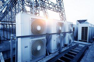 Climatización industrial Salas Blancas